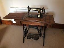 Sewing Machine With Table Sewing Table Ebay
