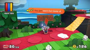 paper mario color splash review polygon