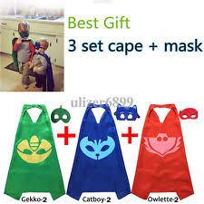 superhero fancy dress capes coats cloaks ebay
