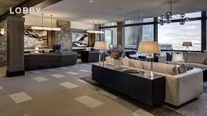 Ski Lodge Interior Design Stein Eriksen Residences