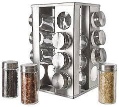 Revolving Spice Rack 20 Jars Mccormick Spice Rack For Kitchen Cabinets Ferris Wheel Organizer