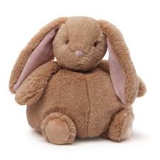 bunny plush baby gund chub bunny plush 10 inches natures collection soft