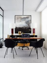Modern Office Decor | for those who love swoon worthy interiors with a modern glam pov