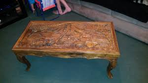 hand carved coffee table hand carved coffee table secelectro com