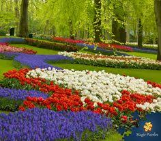 Most Beautiful Gardens In The World The Most Beautiful Gardens In The World Keukenhof Garden In