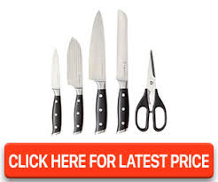 cutlery kitchen knives wolfgang puck 6 cutlery set review best knife on the market