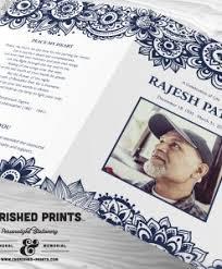 print funeral programs funeral order of service program celebration of funeral