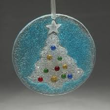 168 best 3 fused glass ornaments images on fused glass