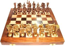 Buy Chess Set Prop It Up Vintage Chess Set 14 Inch Chess Board Buy Prop It Up