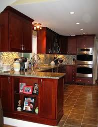 cabinet cherry cabinets kitchen famous cherry kitchen cabinets