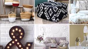 craft ideas from home decoration diy home decor youtube