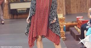 desain baju batik untuk acara resmi desainer baju batik indonesia yang telah mendunia