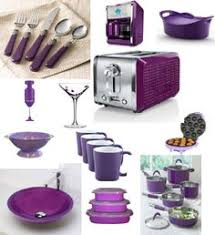 Purple Canisters For The Kitchen Purple Kitchen Accessories I Must Be In Heaven Home Bliss