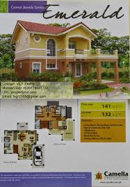 camella homes laoag emerald real estate philippines