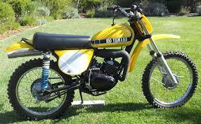 vintage yamaha motocross bikes vintage bike ads