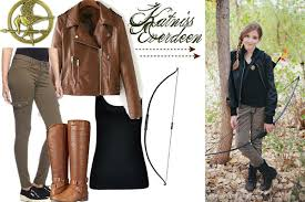 the hunger games halloween costume 15 last minute halloween costume ideas for book lovers