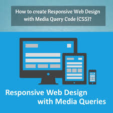 responsive design css how to create responsive web design with media query code css