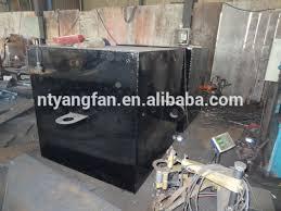 bituminous paint cube concrete sinker casted sinker marine for