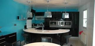 armony cuisines charming cuisine blanche et bleue 3 cuisine ambiance bleue et
