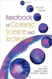 cosmetic science schools handbook of cosmetic science and technology second edition andré