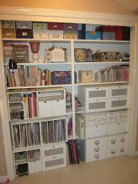 Craft Studio Ideas by Diy Closet Ideas U0026 Storage Take A Couple Of Book Shelves And