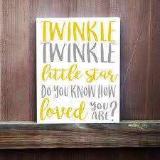 Twinkle Little Star Nursery Decor Best Star Baby Shower Decorations Products On Wanelo