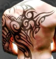 half back tribal designs for insigniatattoo com