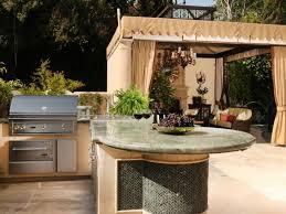 cheap outdoor kitchen ideas 17 outdoor kitchen island designs ideas design trends