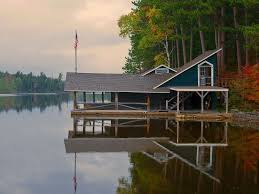 stay at a historic gardeners cottage at white pine great camp