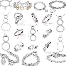 silver jewelry many silver jewelry for its looks but
