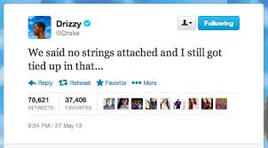 No Strings Attached Memes - these made up lyrics might be the funniest drake meme yet