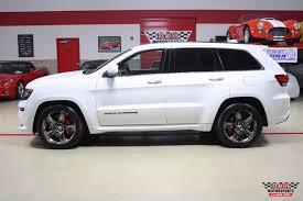 jeep grand srt 2015 used 2015 jeep grand srt vapor edition glen ellyn