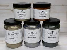 Exterior Metallic Paint - perfetto u0027s metallic paints are durable water based paints with