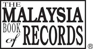 Vector Of The World Malaysia Book Of Records Logo