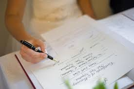 what you u0027ll need to get a marriage license