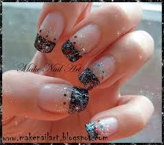 make nail art december 2013