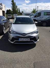 new toyota deals in review the new toyota avensis 2 0d estate