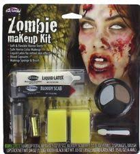 zombie makeup kit ebay