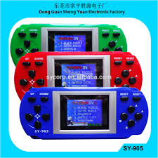 high quality color games sy 905 video game with 1 8 u0027 u0027 tft screen