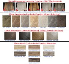 Kronoswiss Laminate Flooring European Laminate Flooring