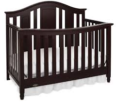 Crib Convertible To Toddler Bed by Graco Nottingham Convertible Crib Babycenter