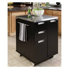 stainless steel kitchen island with butcher block top appealing kitchen islands small stainless steel cart a pic for