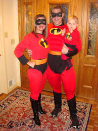 Incredibles Family Halloween Costumes Halloween 2009