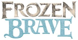 frozen brave logo colour switch frie ice deviantart