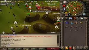 never dbow rush without a friend osrs youtube
