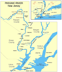 New Jersey rivers images Nj rivers map figure 1 lower passaic river new jersey splash jpg