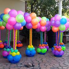 2987 best balloon decor images on pinterest balloon decorations
