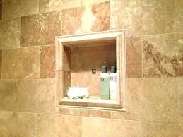 bathroom shower niche ideas subway tile niche tile shower niche ideas tile shower shelf ideas