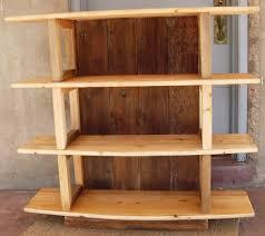 best chic wall shelf units wood creative bookshelf design idolza