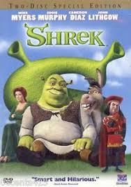 shrek 2 disc special edition dvd mike myers john lithgow eddie